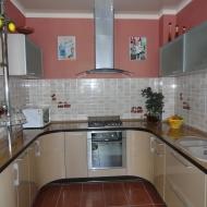 """Кухня """"Анастасия"""", цвет -капучино."""