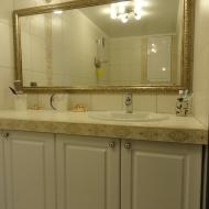 Система хранения для ванной комнаты,  цвет - белый.